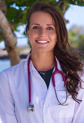 Dr. Jaclyn Gremley is a small animal medicine and surgery intern.