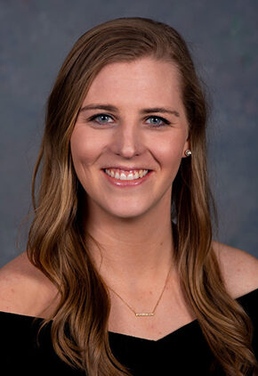 Dr. Kristen Maxwell is a small animal medicine and surgery intern.