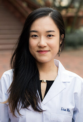 Dr. LIsa Wu is a small animal medicine and surgery intern.