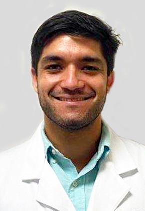 Dr. Daniel Sandoval is an intern in our surgical service