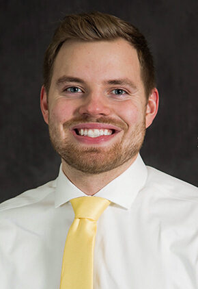 Dr. Nathan Latus is a small animal medicine and surgery intern.