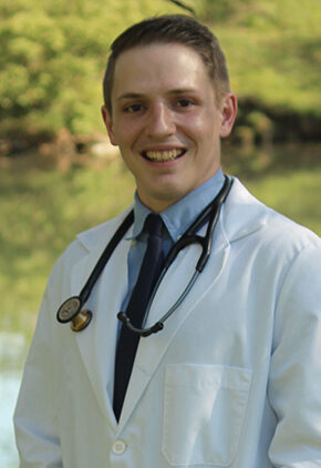 Dr. Jacob Romeiser is a small animal medicine and surgery intern.