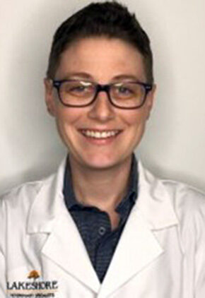 Dr. Claire Puzio is a resident in our emergency and critical care service.