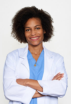 Dr. Renee McDougall is a clinician in our surgery service.
