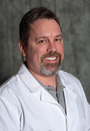 Dr. Jeffrey Bowersox is board certified in veterinary ophthalmology.