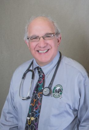 Dr. Mike Miller is board certified in canine and feline practice. He works in our cardiology service.