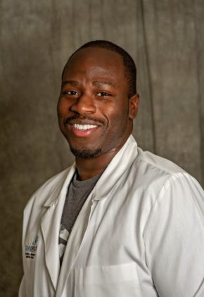 Dr. Clarence Williams is part of our emergency medicine training program.