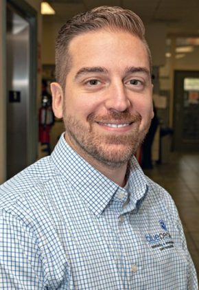Dr. Eric Van Eerde is a doctor in our radiology service.