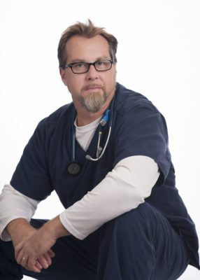 Dr. Clark Campbell is a doctor in our emergency medicine service.
