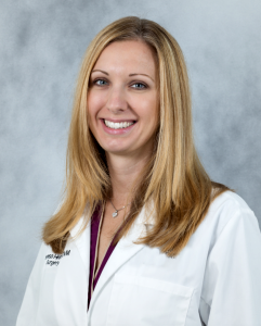 Dr. Theresa Hess is a doctor in our surgery service.