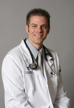 Dr. Steven Tutela is a doctor in our emergency medicine service.