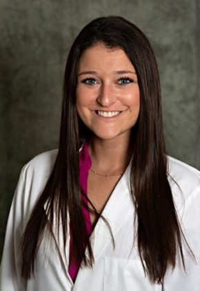 Dr. Trysta Dionne is a resident in our internal medicine service.