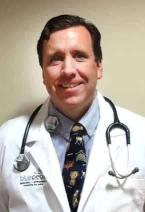 Dr. John Farrelly is board certified in both veterinary oncology and radiation oncology.