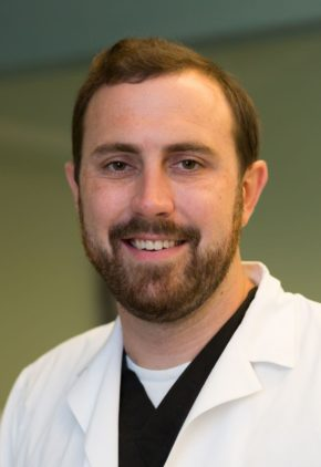 Dr. Kevin Frame is a resident in our surgery service.