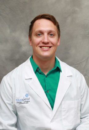 Dr. Jordan Yesesky is a clinician in our emergency medicine service.