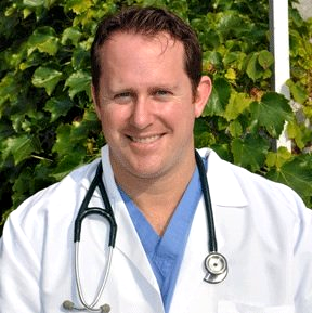 Dr. Matthew Cleveland is board certified in small animal surgery.
