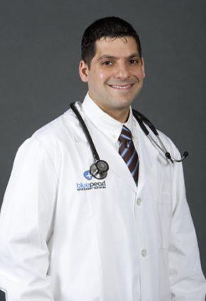 Dr. Marc Greenberg is board certified in small animal surgery.